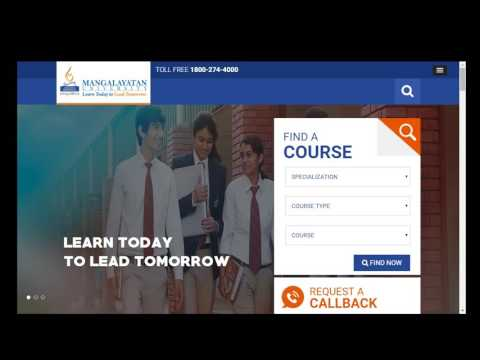 Mangalayatan University Public Relations Office Live Stream