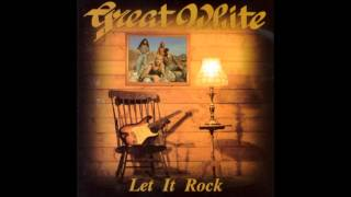 Watch Great White Aint No Way To Treat A Lady video