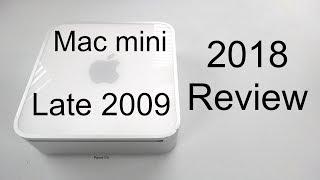 apple Mac mini Late 2009 Intel Core 2 Duo (2018 Review)