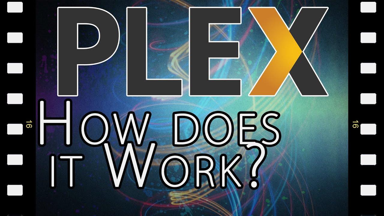 Download How the Plex Media Server Works - The Basics