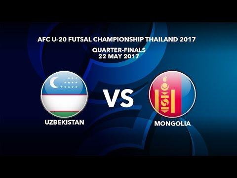 M49 QF4 UZBEKISTAN vs MONGOLIA