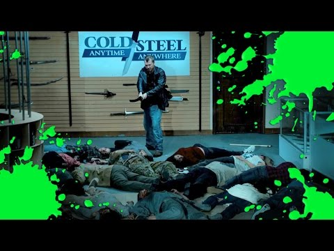Cold Steel Zombies!