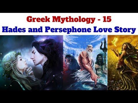 Greek Mythology - கதைகள் | Hades and Persephone love - 1| Part : 15| Greek God - Explained Tamil.