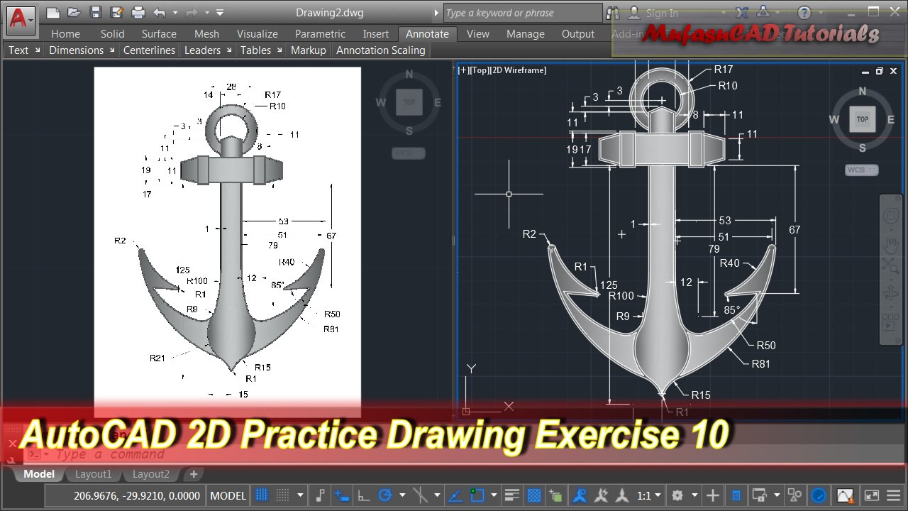 Autocad architecture tutorial for beginners (1) youtube.