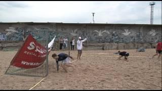 Чемпионат Латвии по пляжному гандболу