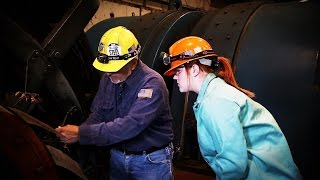 American Graduate Day 2015: Steelworker for the Future