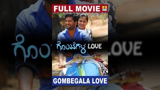 Gombegala Love | Kannada Movie | Full Length HD | Arun, Pavana, Shruthi