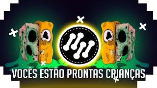 PSY TRANCE ♦ Bob Esponja - Vocês estão prontas crianças (EZONE Remix)