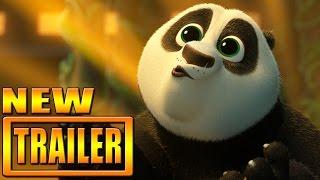 Kung Fu Panda 3 Trailer Official - Jack Black