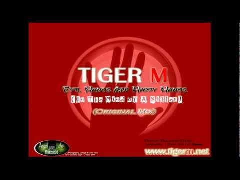TIGERM - Evil Hands Are Happy Hands (In The Mind of A Killer) (Original Mix) [HD]