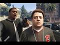 GTA V Franklin kills Jimmy