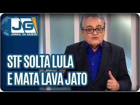 José Nêumanne Pinto / STF disfarça, mas solta Lula e mata a Lava Jato