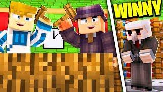 Minecraft: SKAZALIŚMY PRZYJACIELA NA WIĘZIENIE