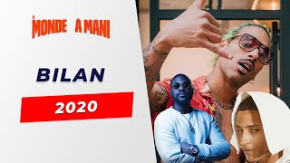 BILAN 2020 : Top 3 artistes/sons, moments forts, déceptions... | LMAM