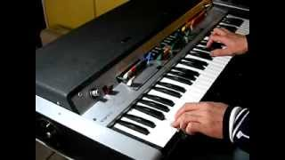 Farfisa VIP345 demo [organ69]