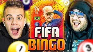 🎱 FIFA BINGO con HEADLINERS!!! | Enry Lazza vs Tony Tubo