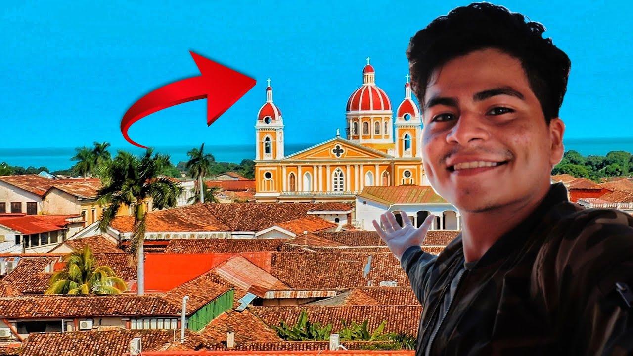 Granada l LA CIUDAD MAS HERMOSA DE NICARAGUA 🇳🇮  l Chico Reyes Rosas