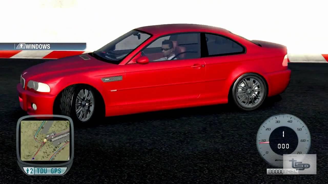 Test Drive Unlimited 2005 Bmw M3 E46
