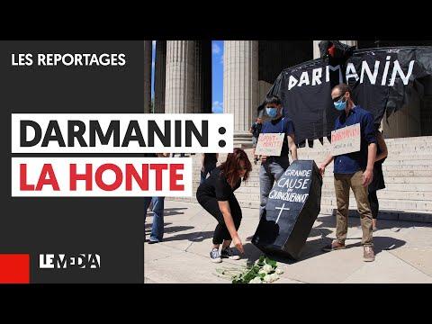 DARMANIN : LA HONTE