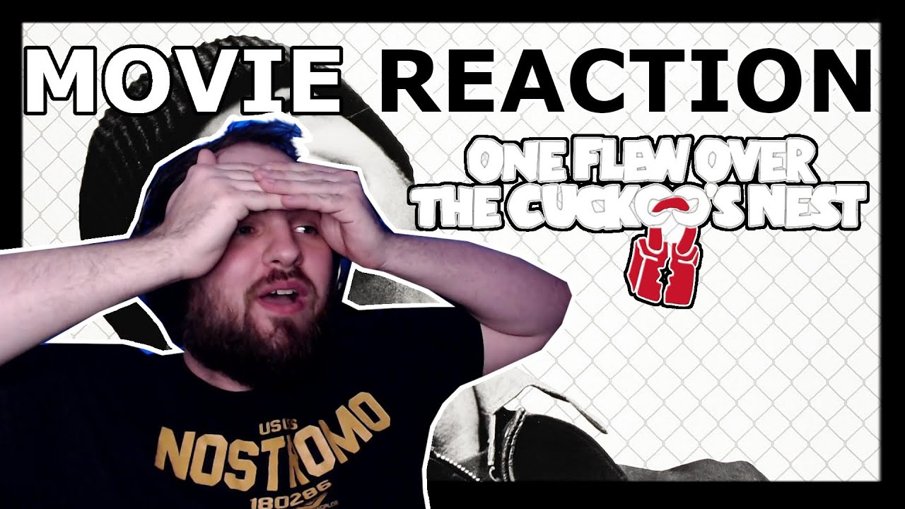 Download One Flew Over the Cuckoo's Nest (1975) MOVIE REACTION! FIRST TIME WATCHING!