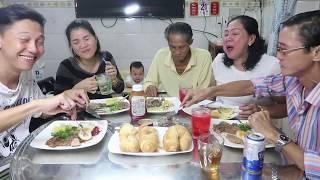 HTB 294 ll món ngon mẹ nấu - CÁCH MẸ ƯỚP & LÀM MÓN BÒ BEEFSTEAK (BÒ NÉ) NGON HƠN NHÀ HÀNG