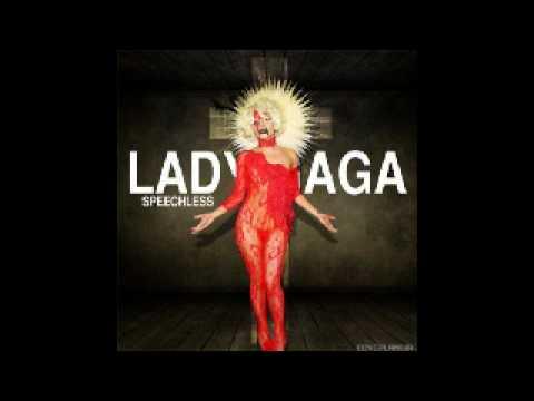 Lady Gaga - Speechless - get free mp3