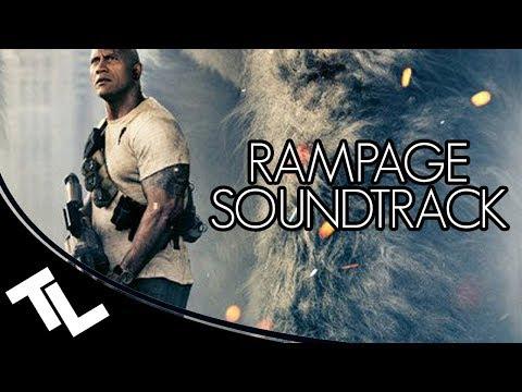 RAMPAGE (2018) SOUNDTRACK |