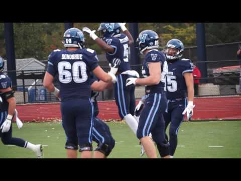 Villanova Football: Nov. 26, 2016 - Highlights vs. Saint Francis