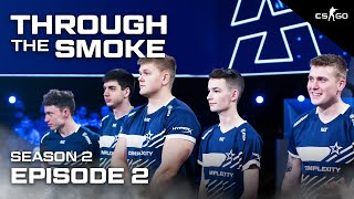 Complexity vs Astralis In The BLAST Premier Group Of Death - Through The Smoke | S2 E2