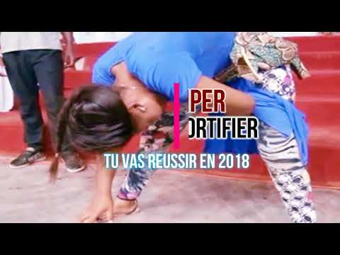 LA GRANDE TRAVERSRR POUR 2018  A DOUALA .