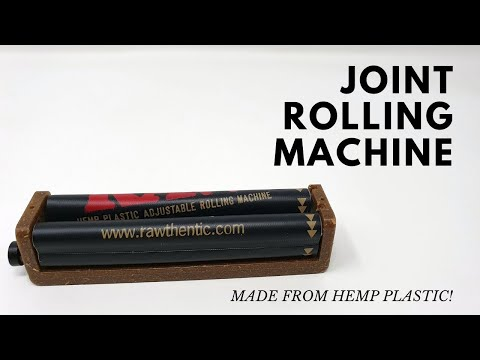 Joint Rolling Machine (Made from HEMP PLASTIC)
