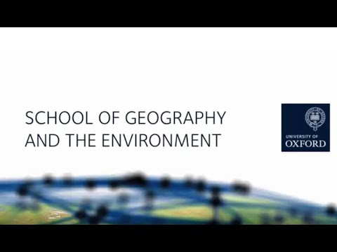 SoGE Annual Lecture 2016 - A new map of the financial world and why it matters