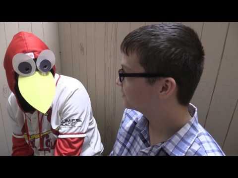 Gillespie High school CIT Cardinals Video