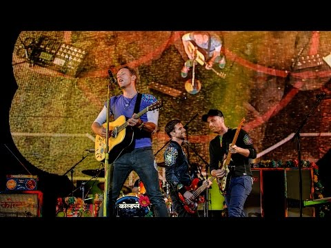 Coldplay - Hymn For The Weekend (Radio 1's Big Weekend 2016)