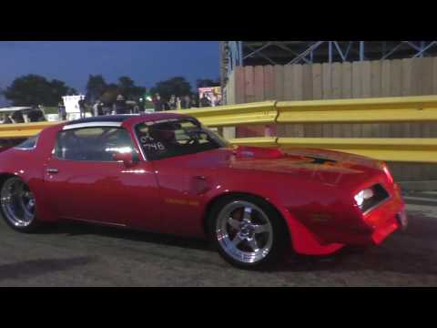 car craft nationals 2016 78 39 trans am midnight drags youtube. Black Bedroom Furniture Sets. Home Design Ideas