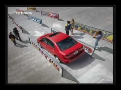 [Special]2006 Toyota Corolla Altis CM