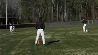 p01 baseball training drills infield box drill