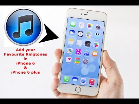 Get 100% FREE Ringtones For iPhone|No Jailbreak/No Apps|