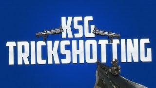 KSG TrickShotting!?
