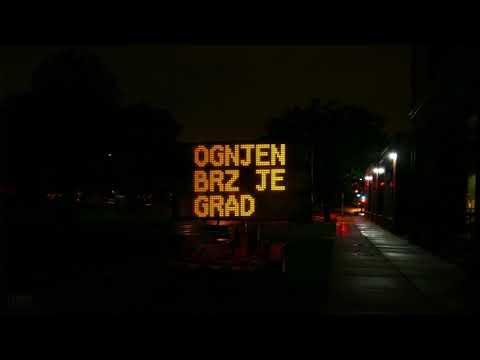 OGNJEN - Brz Je Grad (prod. by Damien Alter)