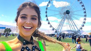 EVERYTHING THAT HAPPENED DAY 1 COACHELLA