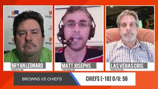 Chiefs vs Browns Odds and Predictions | Kansas City Chiefs vs Cleveland Browns NFL Betting Preview