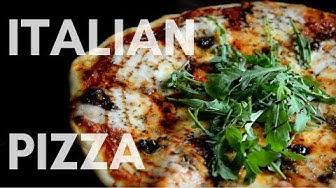 Toiveruoka: Pizza!