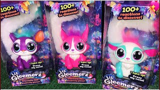 Lil Gleemerz Glow In The Dark Party! What I got my kids for Christmas 2018