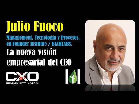 🎙️ Entrevista a Julio César Fuoco (BIARLABS) 💪🤩 La nueva visión empresarial del CEO 🚀