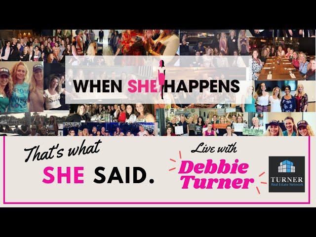 Get to Know Debbie Turner, Turner Real Estate Network