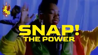 SNAP! - The Power (Official Video) thumbnail