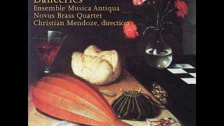 Claude Gervaise - Suite IV - Bransle Simple V (﴾ʘƦɪɢɪɴɑʟ﴿)