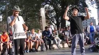 LONDON STREET DANCE