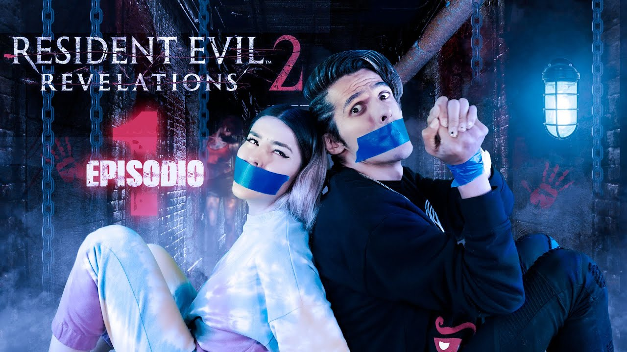 RESIDENT EVIL POR PRIMERA VEZ | EPISODIO 1 REVELATIONS Gameplay